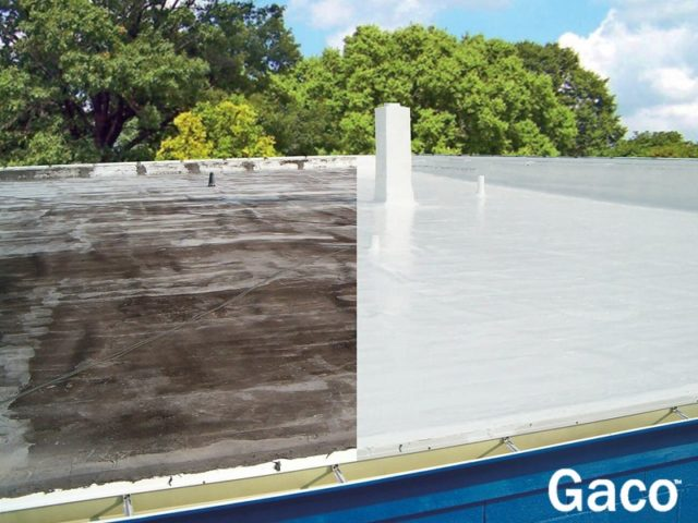 GACO roofing products