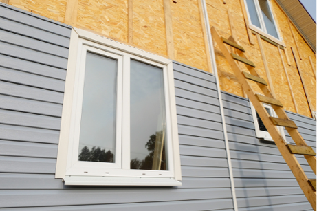 siding repair, replacement or new installation Long Island
